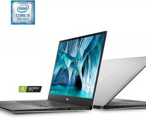 Dell XPS 15 best laptop for programming and graphic design