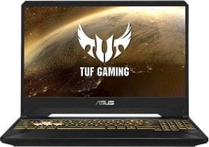 Cheapest & Powerful) ASUS TUF FX505 best budget gaming laptop uk