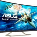 BEST under 200 ASUS 32 Inch best curved gaming monitor