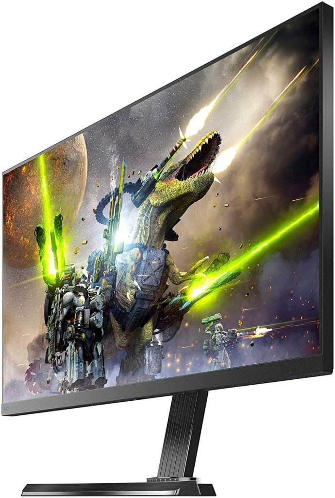 Best Budget 1440p Gaming Monitor- Pixio PX7 2560 x 1440 widescreen display