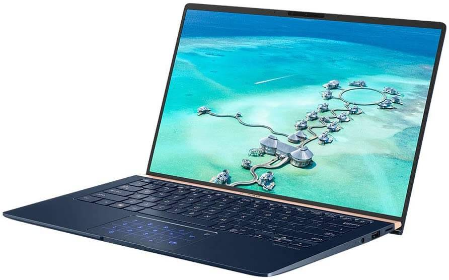 ASUS ZenBook 13 powerful laptop for coders uk