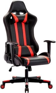 IntimaTe WM chair gaming chair review