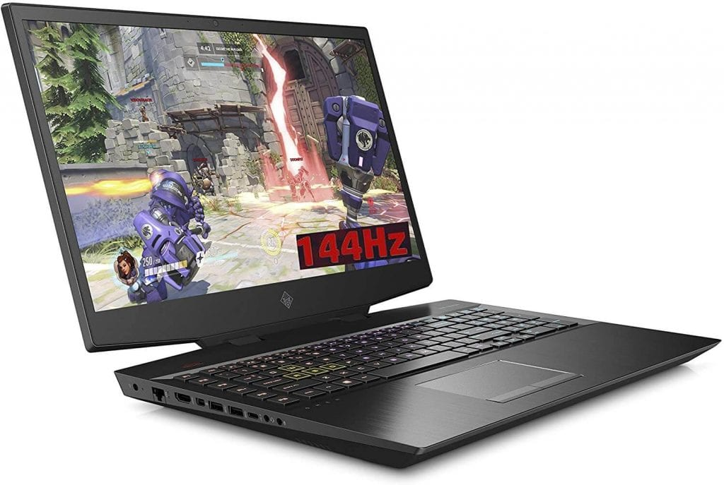 HP omen 17 inchmost powerful best i7 gaming laptop
