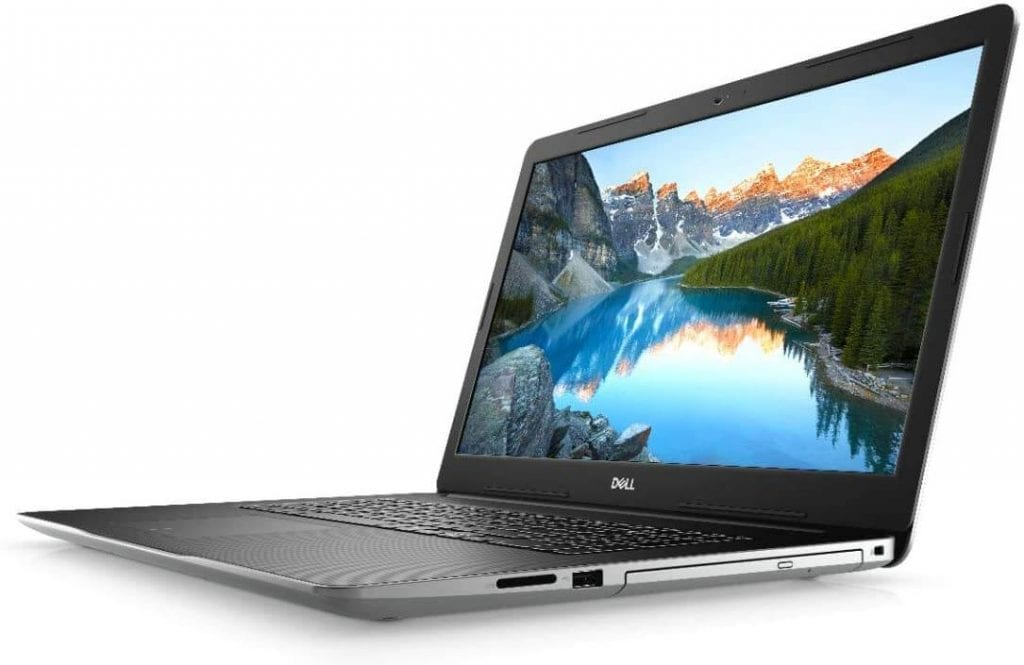 Dell Inspiron 17 3000- Best Budget i7 gaming laptop