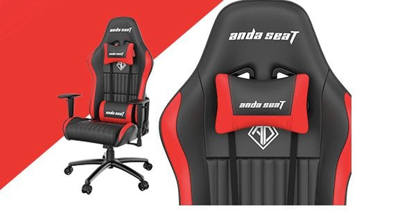 Anda International Pro chair Editor's Choice for under £200
