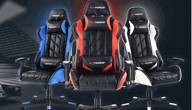 Best comfort for £200 GTFORCE PRO GT