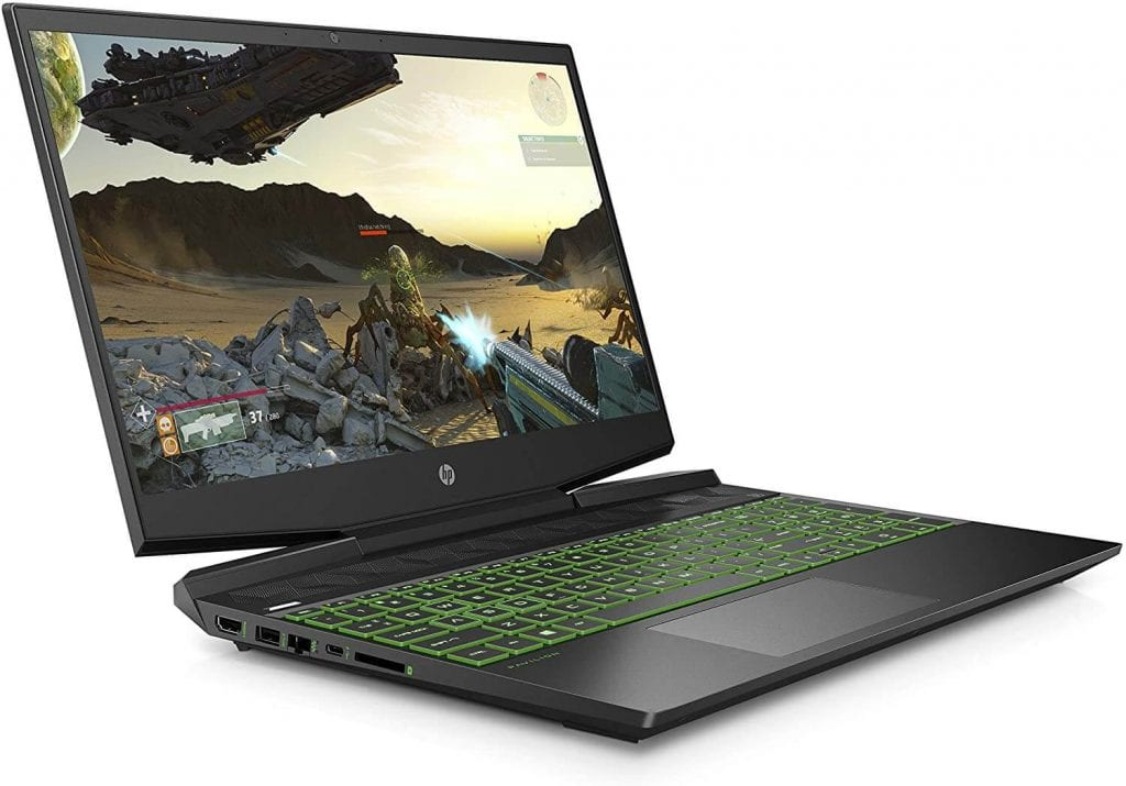 Hp pavilion power 15 - Best i7 gaming laptop