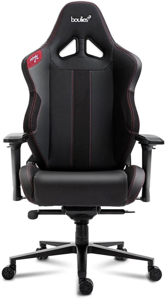 boulies Ninja Pro expensive racing Gaming Chair