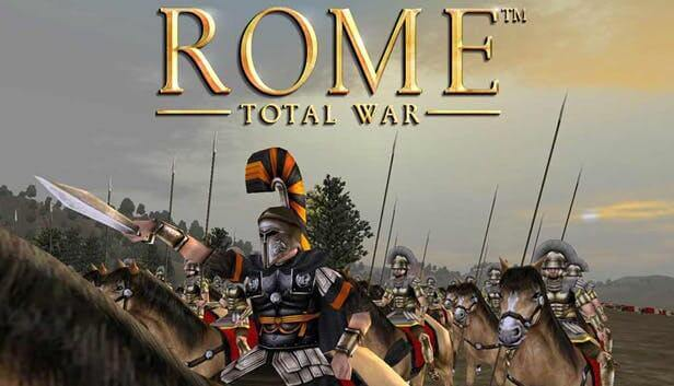 1 Best Total War Game- Rome