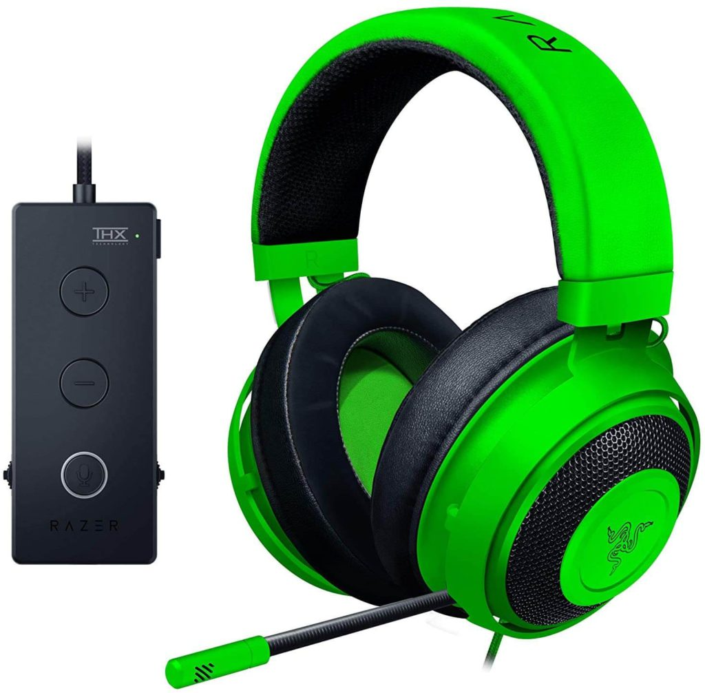 Razer Kraken Tournament Edition for PS4, Xbox One with Full Audio Controls