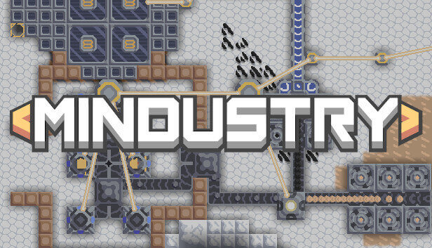 Mindustry top rated strategy game on android and iOS