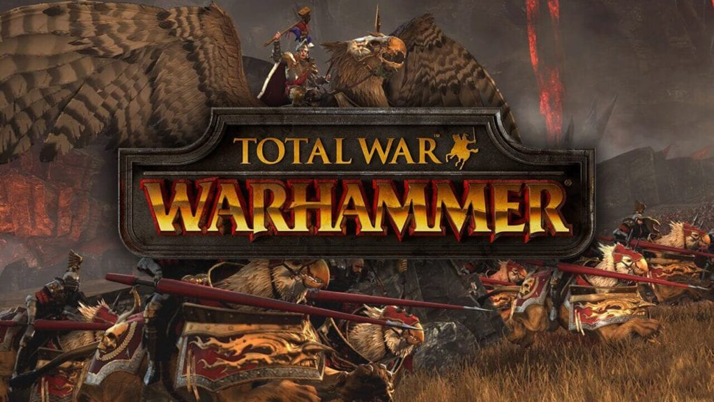 Warhammer total war game