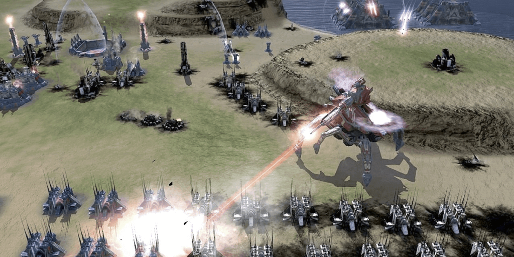 SUPREME COMMANDER best rated strategy games for pc