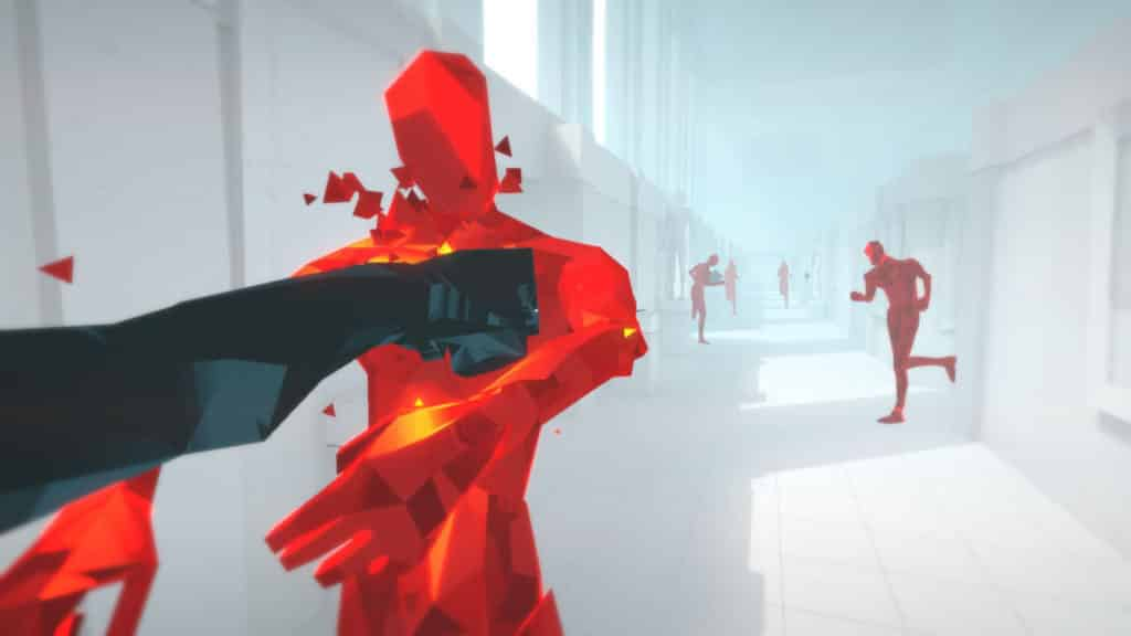 15 Superhot PS4 game