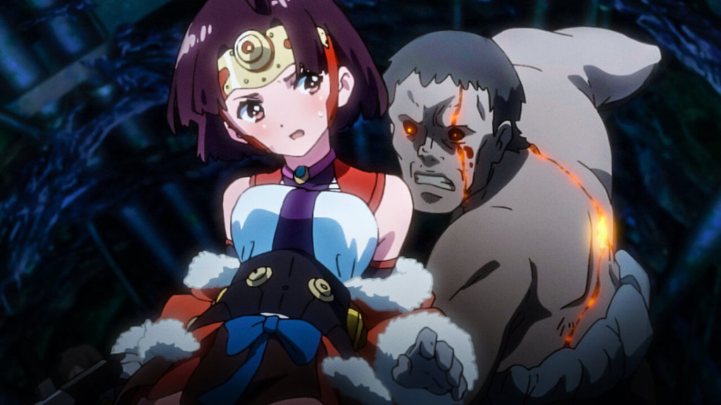 16 Kabaneri of the Iron Fortress best anime of all time