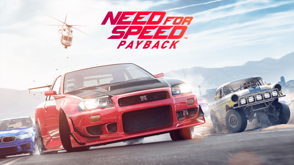 Need for Speed ​​Payback for PS4