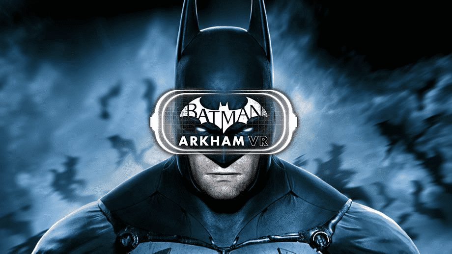 Batman Arkham VR Gameplay for PS4 and PS5