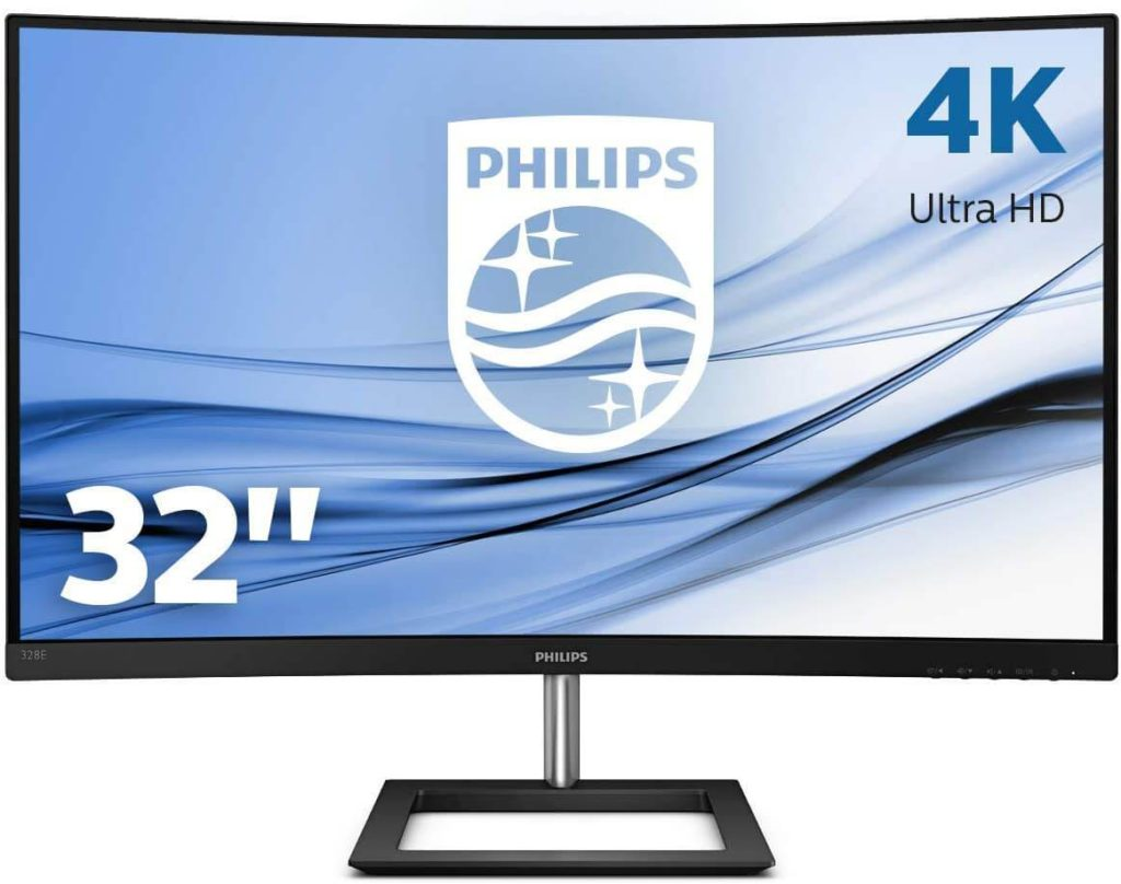 Philips 32 inch- Best Curved 4k monitor