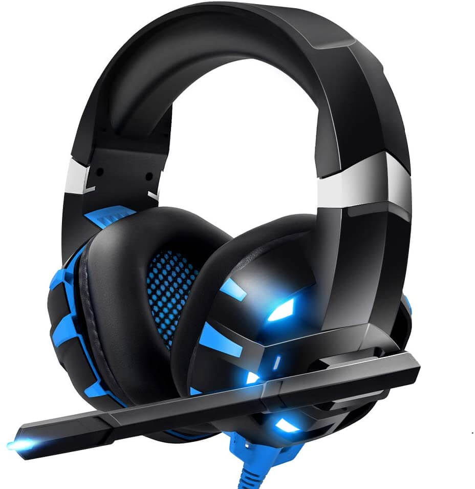 RUNMUS- Best Cheap Gaming Headset (Wired)