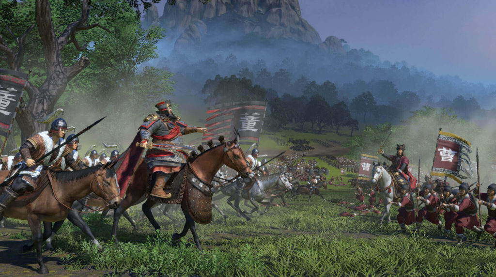 TOTAL WAR - THREE KINGDOMS pc strategy and war game