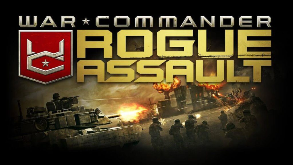 War Commander- Rogue Assault multiplayer military strategy game for iPhone and android