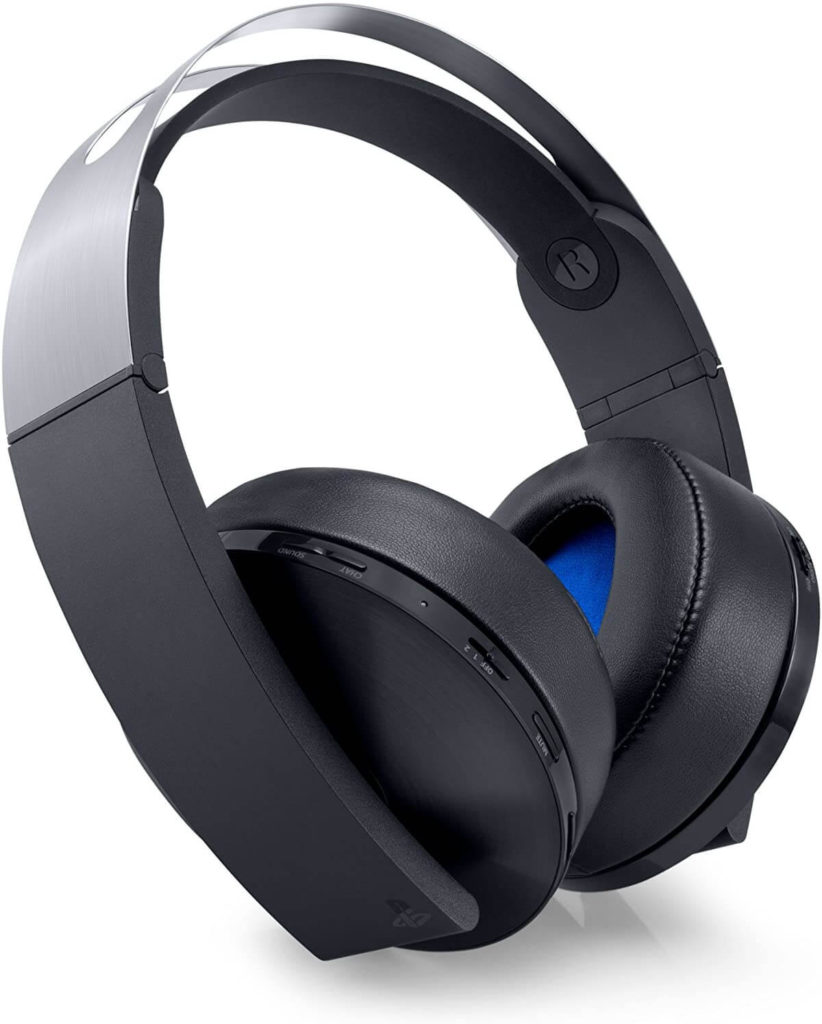 Sony PlayStation 4 Platinum Wireless Headset for PS4