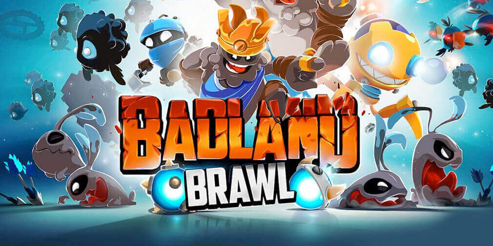 Badland Brawl real-time PvP battler strategy game for android and iphone