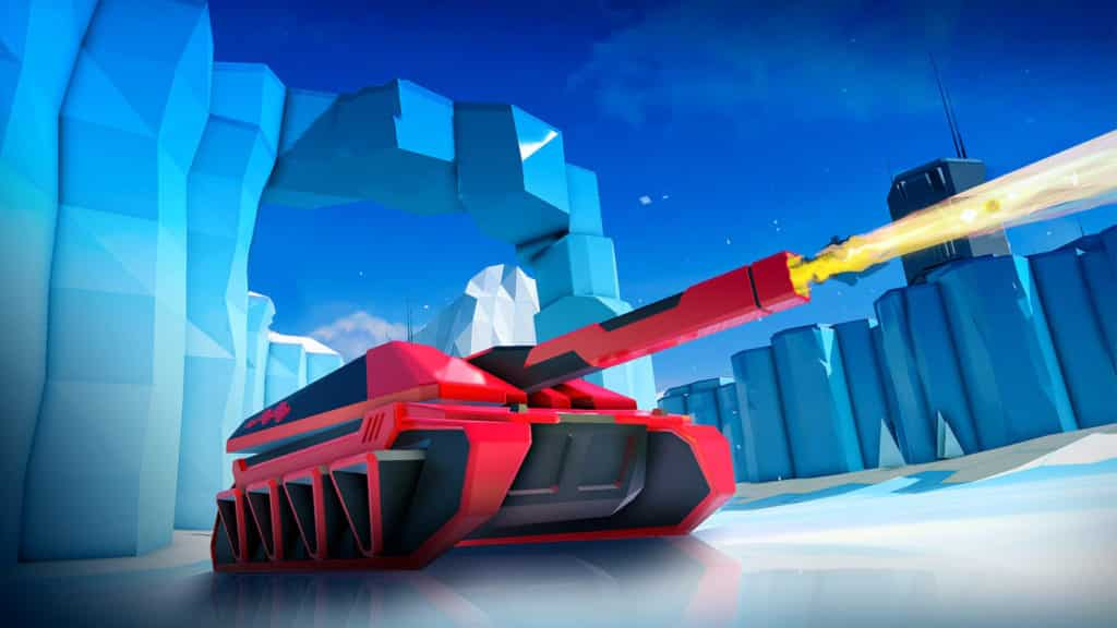 Battlezone popular war PS4 games with VR compatibility