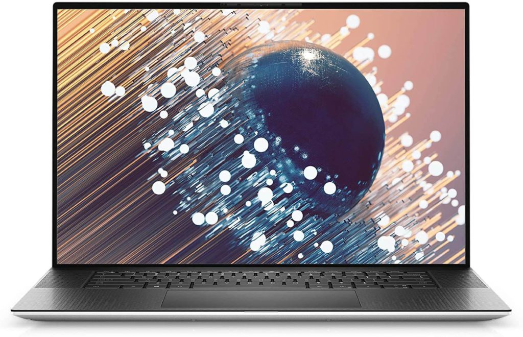 Dell New XPS 17 9700 4k laptop