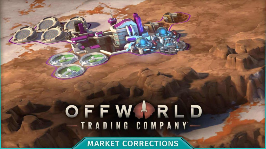 OFFWORLD TRADING COMPANY pc war and strategy game