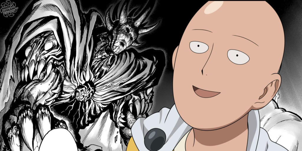 One Punch Man one of the best anime series online