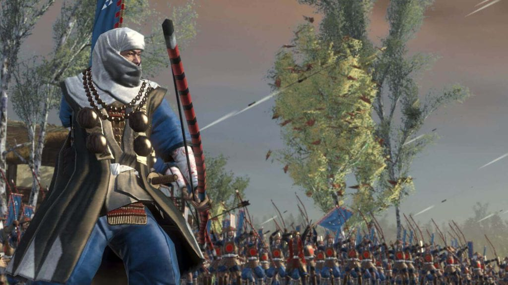 Total War Game- shogun 2