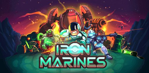 Iron Marines- best real time sci-fi strategy rts offline game for android and iphone