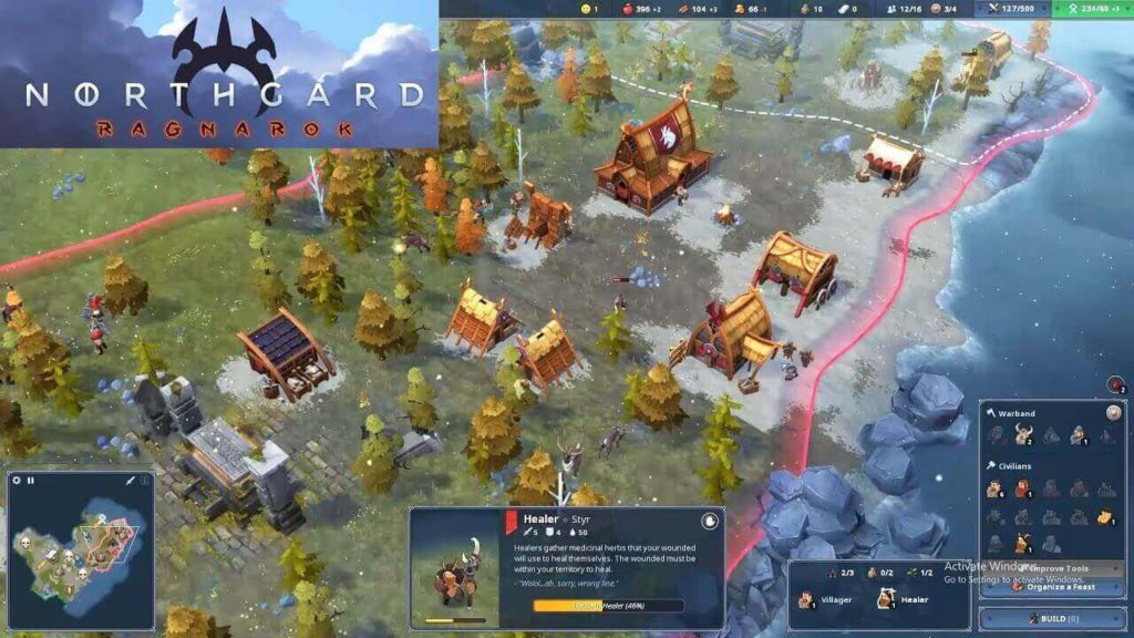 NORTHGUARD best strategy game for pc