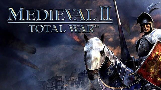 6 Total War Game- Medieval 2