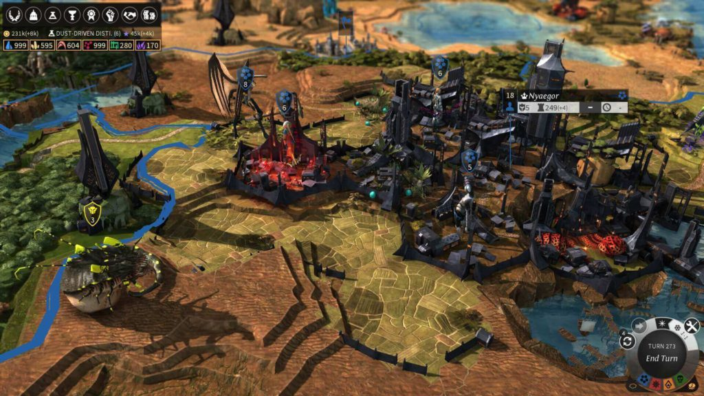 ENDLESS LEGEND strategy games for war game lovers
