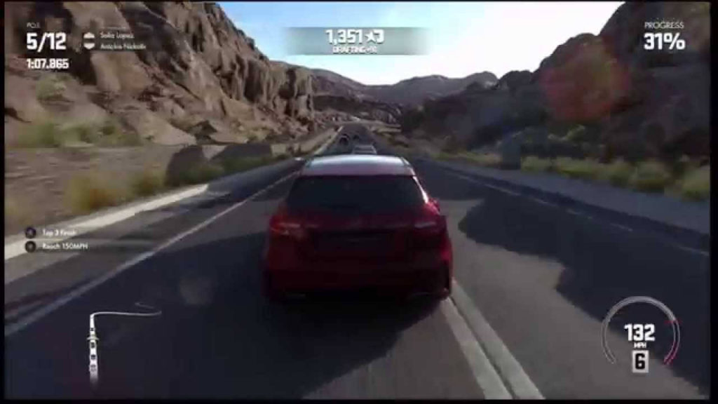 Driveclub PS4 gameplay Best graphics in racing game EVER