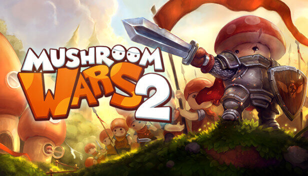 Mushroom Wars 2 award-winning real-time strategy game for android and ios