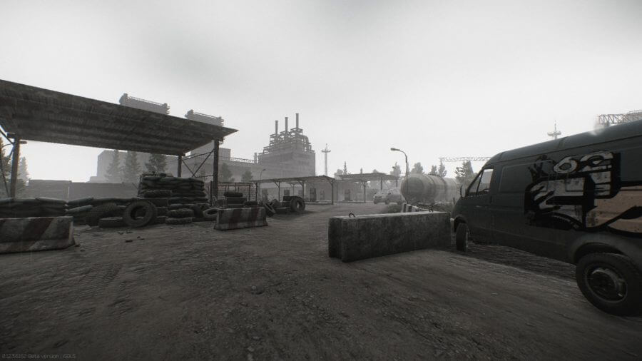 8 OLD GAS STATION EXTRACTION ON CUSTOMS