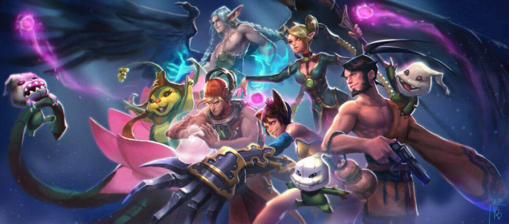 award-winning free-to-play cross-platform game for iphonoe and android