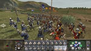 total war game- medieval