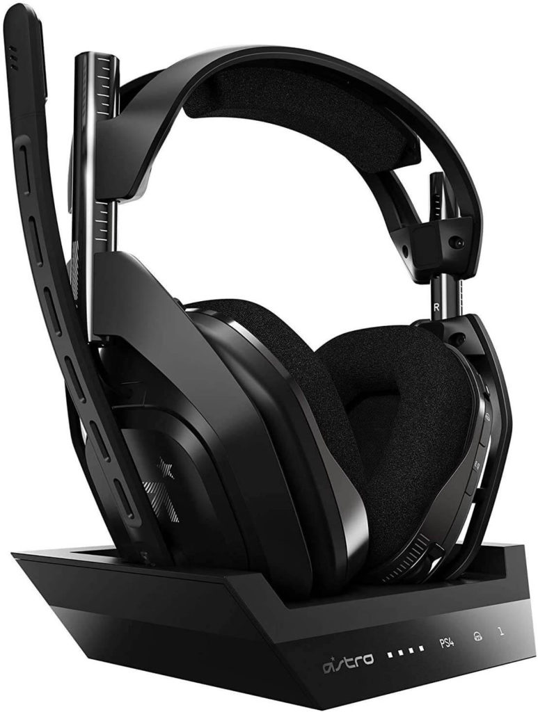 ASTRO Gaming A50 Premium Wireless Gaming Headset