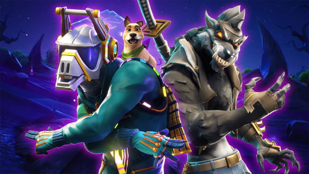 Dire Fortnite skins and character