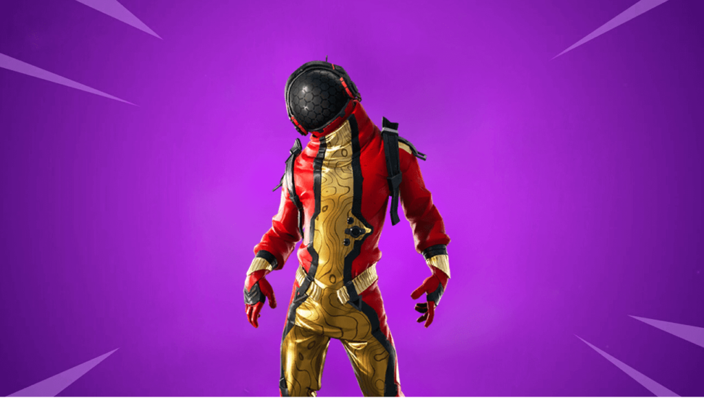 ETERNAL VOYAGER Fortnite skin and character