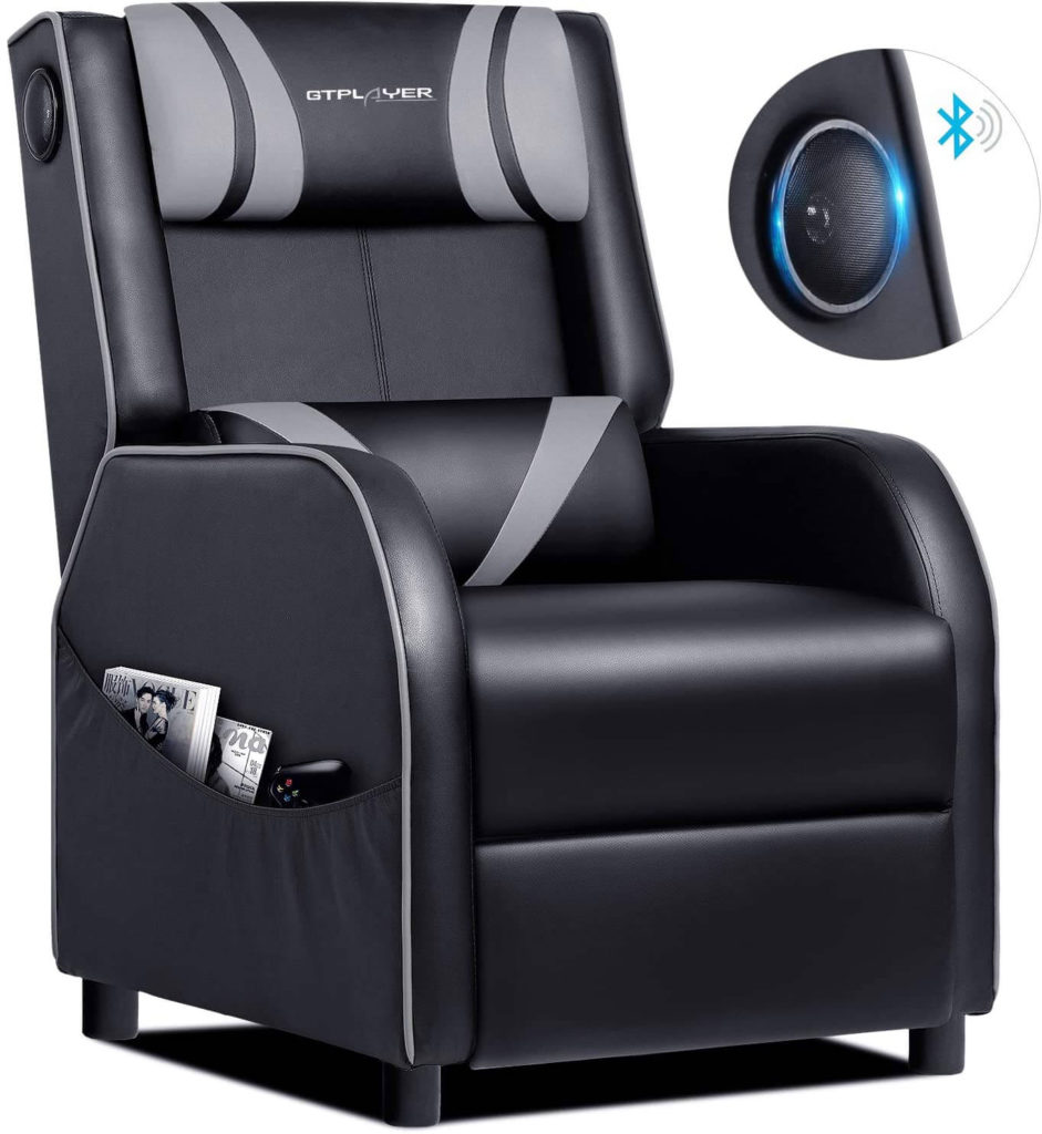 GTPLAYER bluetooth Recliner Chair