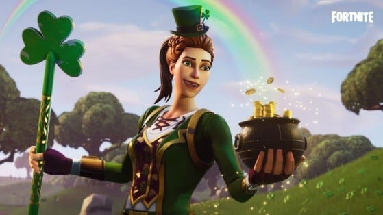 Sgt. Green Clover Fortnite skins and character