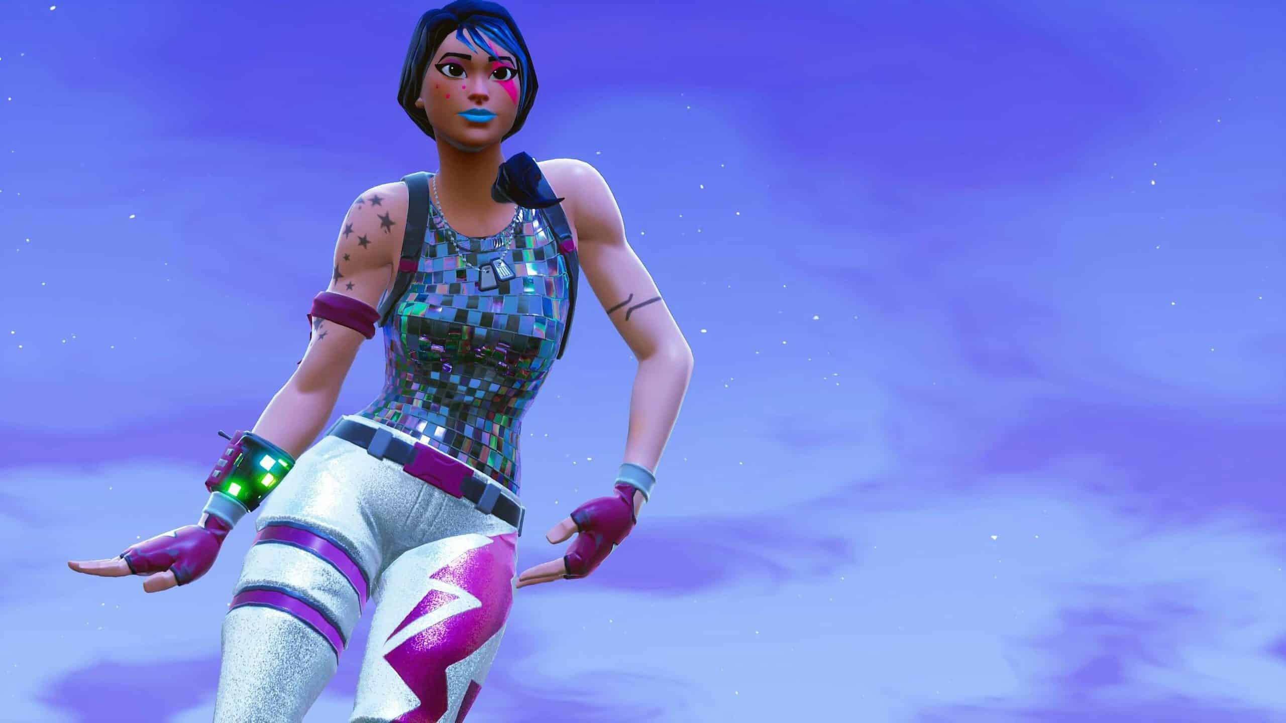Sparkle Specialist Fortnite skins and character