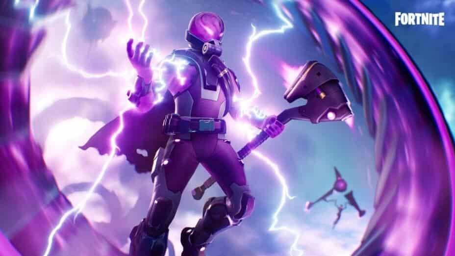 Tempest Fortnite skins and character