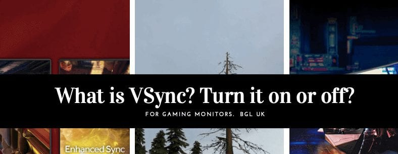 vertical sync vs freesync. What is vertical sync