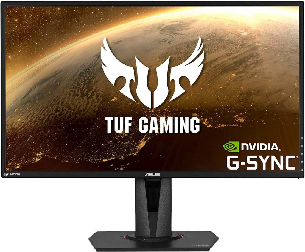 Best Monitor For MacBook Pro- ASUS TUF VG27AQ